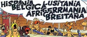 africa germania lusitania