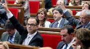 Los-diputados-del-Parlament