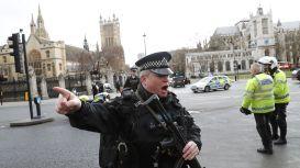 londres policia armada