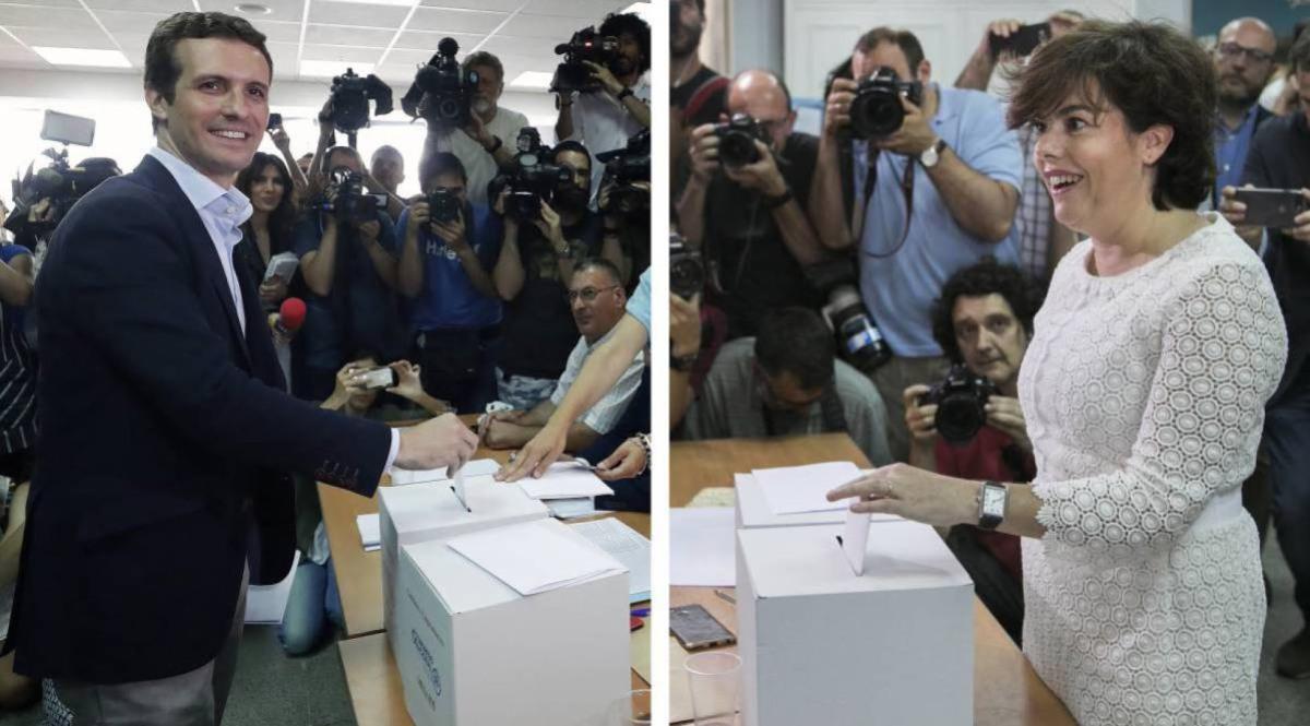 Elecciones en casa PP
