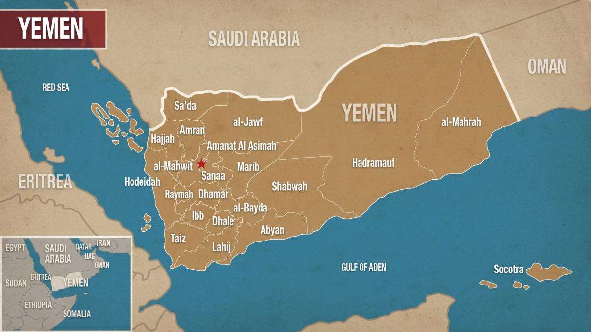 Armas en Yemen